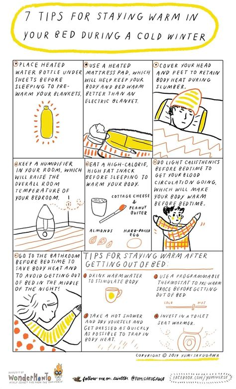 how to warm up when cold 7 tips for staying warm in your bed during a cold winter 171 the secret yumiverse wonderhowto