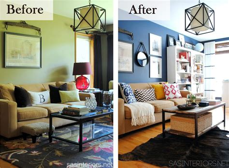 budget friendly living room makeover ideas