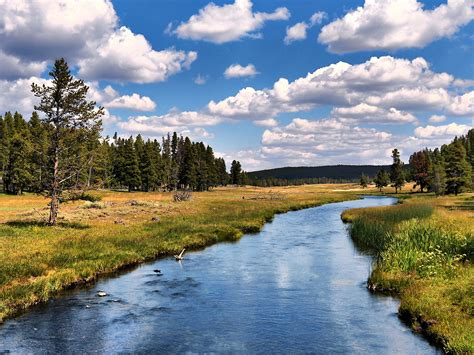 wallpapers: Peaceful River Wallpapers