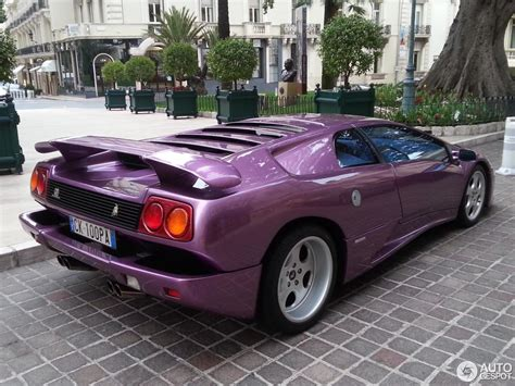 lamborghini diablo se  april  autogespot