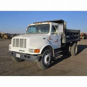 2000 International Navistar 4700 S  A Dump Truck