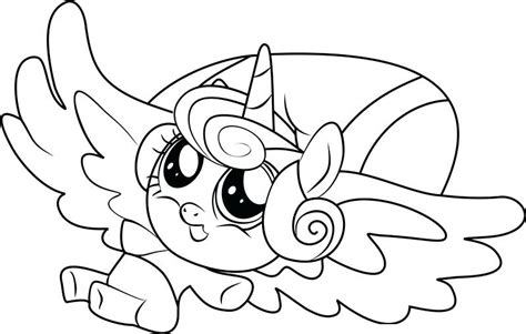 My Little Pony Coloring Pages Pdf - Eskayalitim