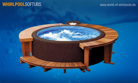 World Of Whirlpools by Aussen Whirlpool Softub 220 Legend 25 Jahre Aussen