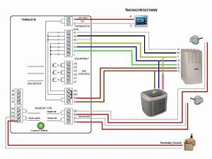Carrier Infinity Thermostat Installation Manual
