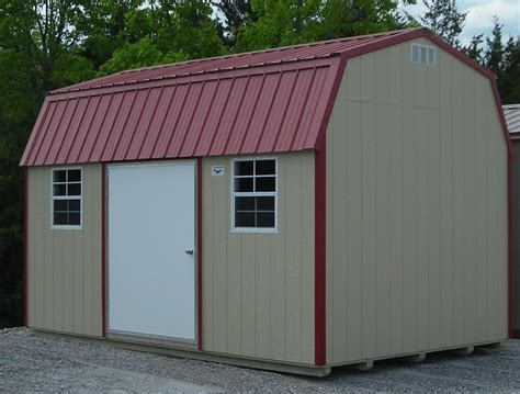 install metal roof on shed metal barn roofing