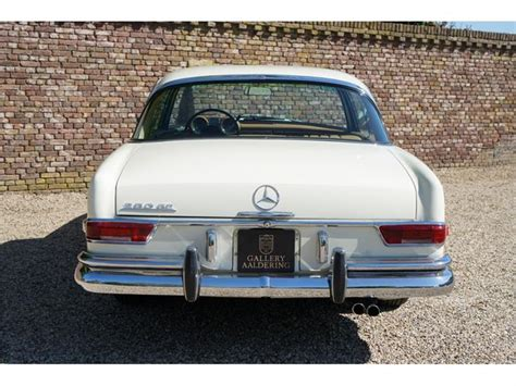 Model, year and the best price that fits your budget. Classic Mercedes-Benz W111 280 SE Coupe Only 31000 Mile... for sale - Classic & Sports Car (Ref Nl)