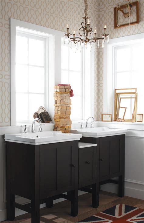 Kohler Tresham Vanity by Kohler K 2604 F69 Tresham 24 Inch Vanity Woodland