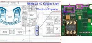 Nokia 206 Display Light Solution Lcd Jumper Problem Ways  U2013 U2ugsm Com