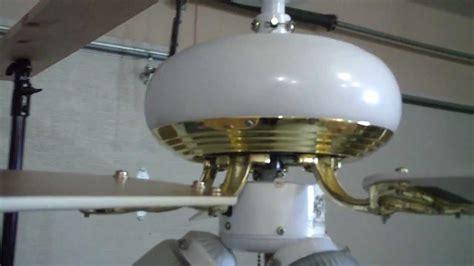 42 quot hton bay ceiling fan is it a bridgeport youtube
