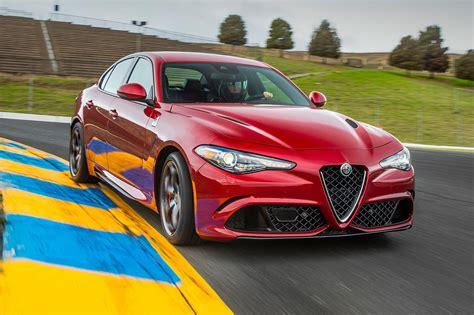 2017 Alfa Romeo Giulia First Drive Review