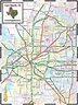 Dallas Fort Worth Map - TravelsFinders.Com