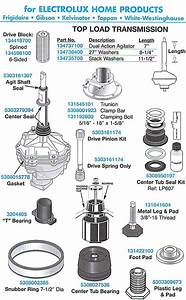 Ge Profile Washer Parts Diagram