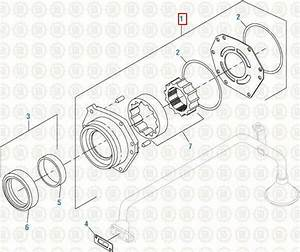 Oil Pump For International Dt466 Up To  U0026 39 93  Pai 441201 Ref