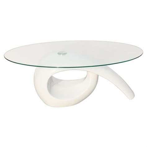 white glass coffee table vidaxl co uk glass top coffee table high gloss white