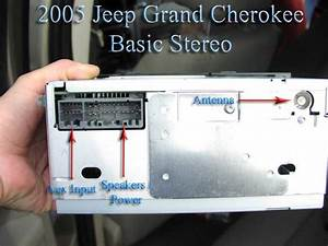 Jeep Cherokee Stereo Wiring Harness Diagram