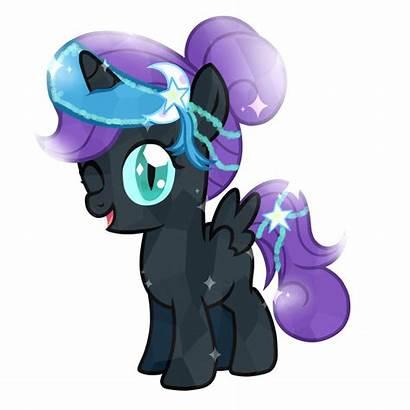 Pony Nyx Crystal Mlp Deviantart Twilight Posey