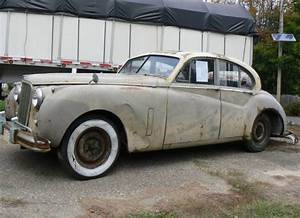 Engine Donor  1952 Jaguar Mk  Vii