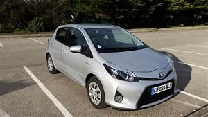 Toyota Yaris Hybride Dynamic : v hicule cologique toyota yaris hybride 100h dynamic france ~ Gottalentnigeria.com Avis de Voitures