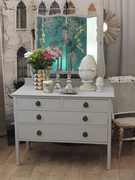 shabby chic dressing table for sale shabby chic edwardian dressing table with mirror