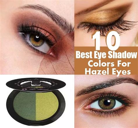 eyeshadow colors for hazel the 10 best eye shadow colors for hazel diy home things
