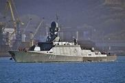 Buyan-M Corvette Vyshny Volochyok Joins Russia's Black Sea ...
