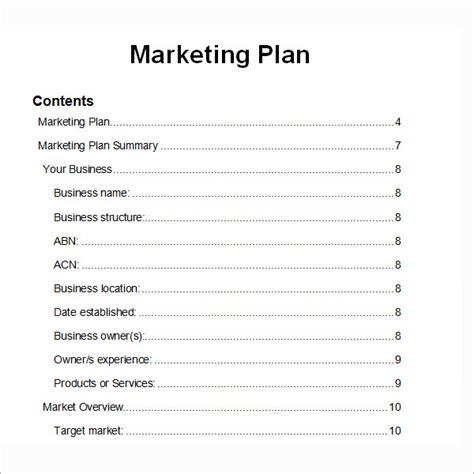 marketing caign plan template marketing plan sle format car interior design