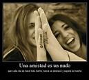 93 Frases de Amistad Cortas Muy Bonitas en Imágenes