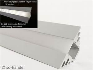 Led Profil 2m : 2m led profile f r stripes aluprofile aluminium schienen profilschienen profil ebay ~ Eleganceandgraceweddings.com Haus und Dekorationen