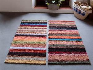 tapis stripes 70x200 descente de lit With tapis de lit