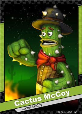 cactus mccoy flipline studios wiki fandom powered  wikia