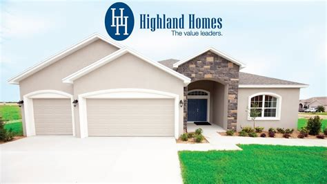 Highland Homes Floor Plans Florida by Windemere Home Plan By Highland Homes Florida New Homes
