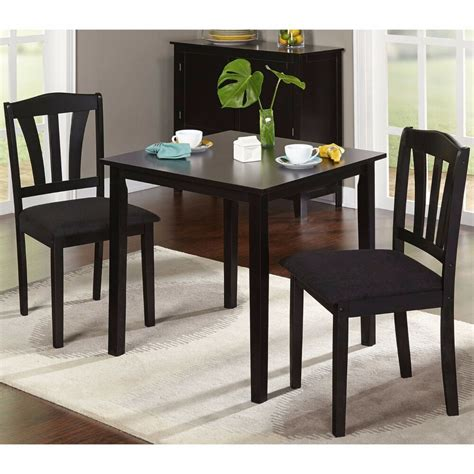 Dinette Table And Chairs by Small Kitchen Table Sets Nook Dining And Chairs 2 Bistro