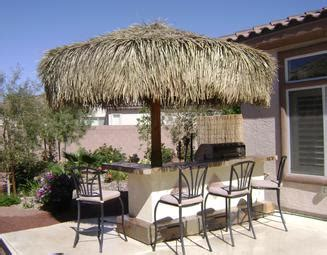 Palapas and palapa repairs by Arizona Falls Las Vegas