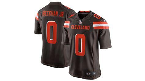 odell beckham jr cleveland browns jerseys gear