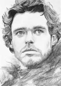 Game of Thrones Robb Stark Art