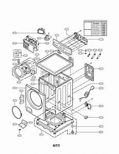 Lg Washing Machine Parts