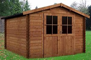 Bois Traité Autoclave : int ress par une cabane jardin en bois le randan en ~ Dode.kayakingforconservation.com Idées de Décoration