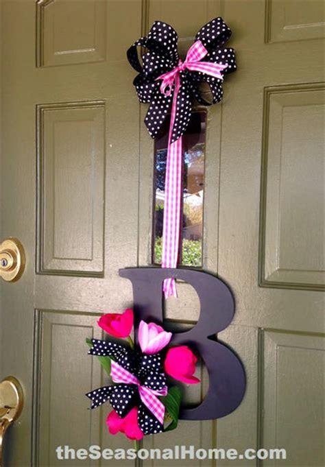 spring decoration ideas spring decorating ideas decorative front door wreaths
