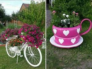 decoraciones para el jardín