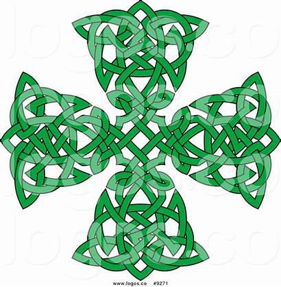Celtic Cross Knot Vector Royalty Clip Clipart