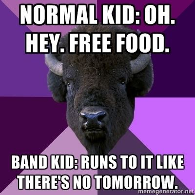 Fat Band Kid Meme - 87 best band memes images on pinterest band nerd marching band memes and music humor