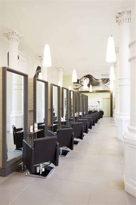 beauty salon decorating ideas beauty salon floor planshair salon designhair salon
