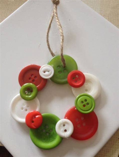 17 best ideas about button ornaments on pinterest