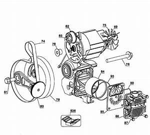 Dewalt D55146 Type 3 Air Compressor Parts