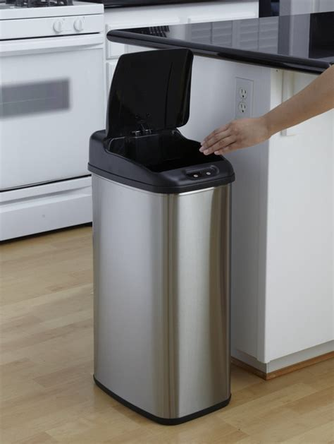 Slim Bathroom Trash Can With Lid by 60l Tall Amp Thin Large Capacity Kitchen Waste Bin Amp Bag
