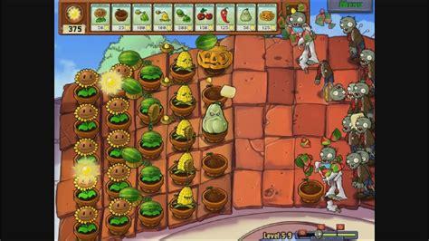 zombies versus plants level