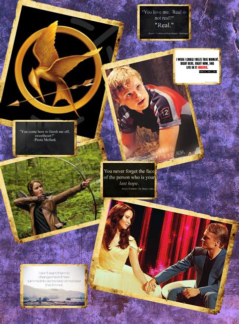 hunger number hunger games quotes with page numbers quotesgram