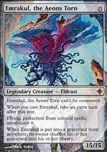 Emrakul, the Aeons Torn (MM2 MTG Card)