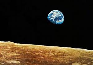 Apollo 8 Earth Rise NASA - Pics about space