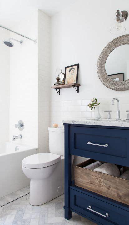 Colorful Bathroom Vanities by Best 25 Blue Vanity Ideas On Blue Bathroom